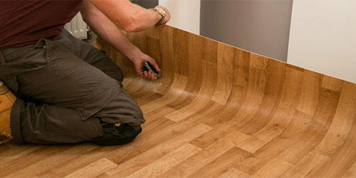 Benefits Of Fiberglass Backed Vinyl Dillabaugh S Flooring