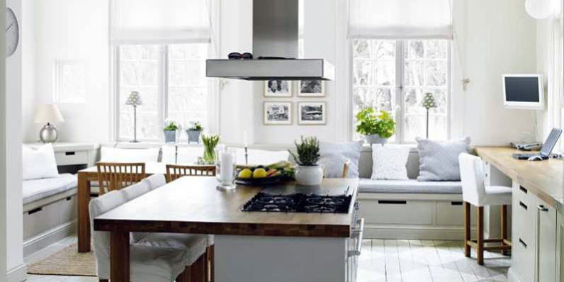 Ikea Kitchen Countertops >> Key Elements to Scandinavian Design – Dillabaugh's Flooring America
